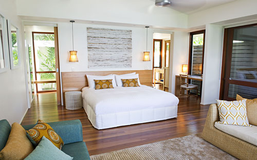 Anchor Bay Room - Lizard Island Resort