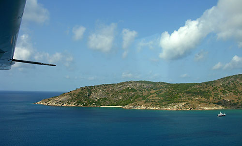 Lizard Island Flight