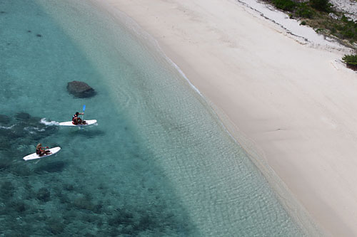 Sea Kayak Lizard Island