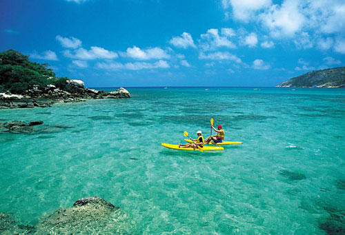 Lizard Island Resort Activities
